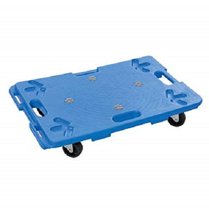 Silverline 407053 Interlocking Plastic Dolly 100kg