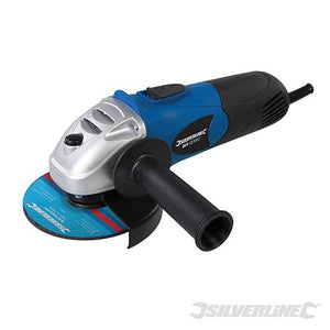 Job Lot Brand New Silverline DIY 650W Angle Grinder 115mm