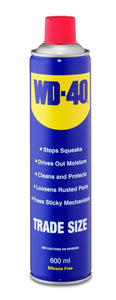 WD-40 Original Spray Can 600ml