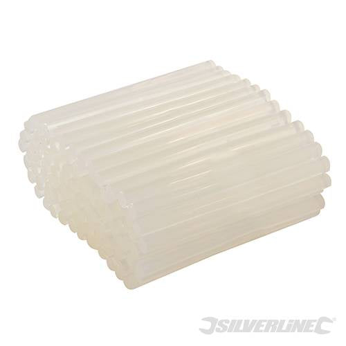 Silverline 652076 Glue Sticks 100pk7.2 x 100mm