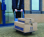 Silverline 675213 Folding Platform Trolley 100kg Load Capacity