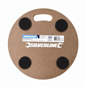 Silverline Tools 739663 Round Platform Dolly 250 kg