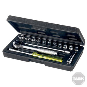 Task 836818 Socket Set (17-Piece)