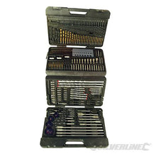Pick of the Week Assorted Drill Bit set 204pce £42 sold by Ashcraft GB