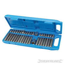 Pick of the Week Hex, T20 - T55 & Spline Bit Set 40pce sold by Ashcraf GB