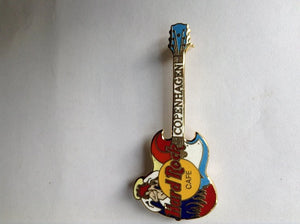 Copenhagen B 4-1978 Gold Appearance Logo - Hard Rock 2 Lines Collectable Vintage