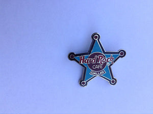 DALLAS SHERRIFF BADGE PIN