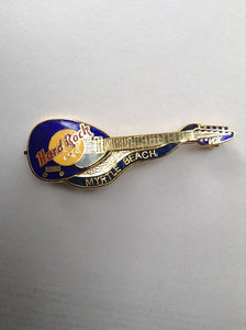 MYRTLE BEACH VOX Hard Rock Cafe Pin mint condition B 1-189 Vintage Collectables