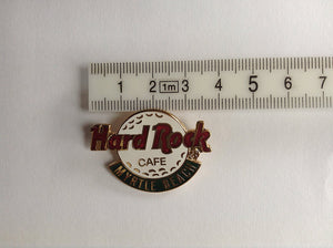 MYRTLE BEACH HARD ROCK CAFE ,Vintage Collectible PIN/BADGE/B-1-15 1996