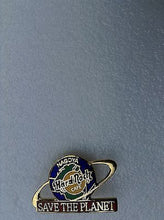 NAGOYA SAVE THE PLANET MB-39 Hard rock cafe pin badge