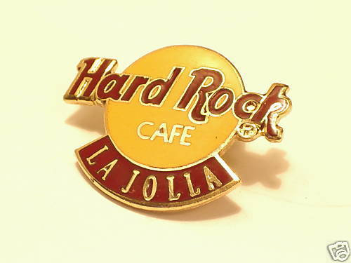 Hard Rock CAFE LA JOLLA B2-276 NEW COLLECTABLE WILL POST WORLDWIDE