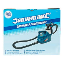 Silverline 798866 Silverstorm HVLP Paint Sprayer, 500 W