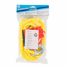 Silverline 442793 Tow Rope 2 t, 4m x 14 mm