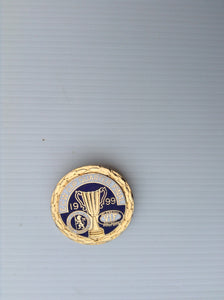 Chelsea FC Vålerenga IF (Cup Winners Cup 1998/1999, Quarter collector Pin Badge