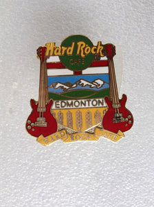 EDMONTON HARD ROCK CAFE  Mountain Ridge - Alberta Shield