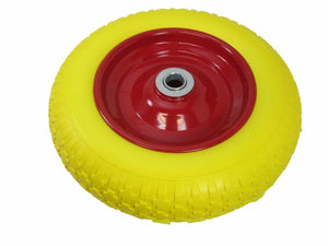"14"" Puncture Proof Replacement Spare Wheel for Wheelbarrow sold by Ashcraft UK"