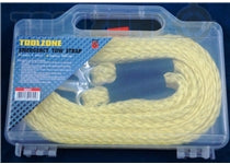 "Tow Rope  7/8"" X 4M Tow Rope sold by Ashcraft uk"