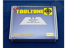 Toolzone 100Pc English Utility Knife Blades Code: KDPKN054 sold by Ashcraft UK