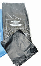X 100 COMPACTOR SACKS LARGE HEAVY DUTY EXTRA STRONG REFUSES RUBBISH SACKS - 200 GAUGE