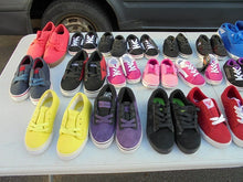 Trainer Vans/etnies/fallen trainers' wholesale job lot 26 pairs New one off offer by Ashcraft UK.