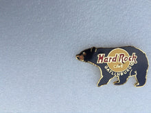 Gatlinburg 1999 Bear Hard Rock Café Pin B11-446 Mint Sold By Ashcraft GB