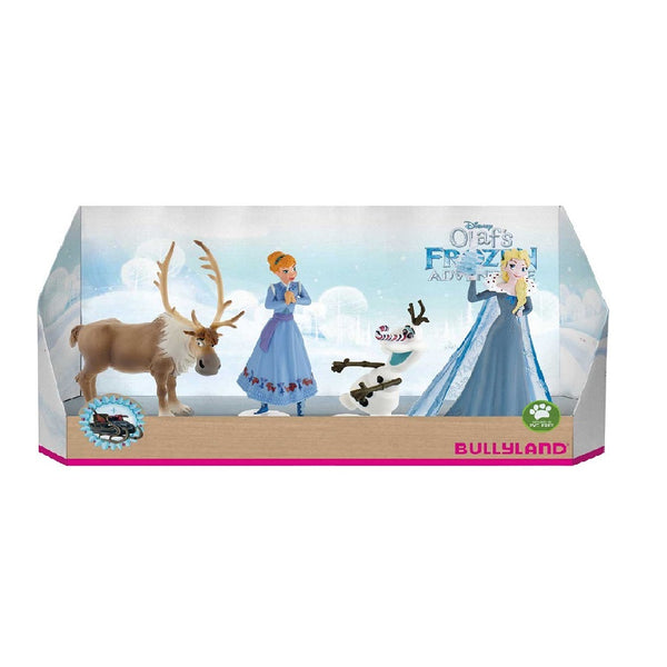 Bullyland Frozen Adventure Gift Box