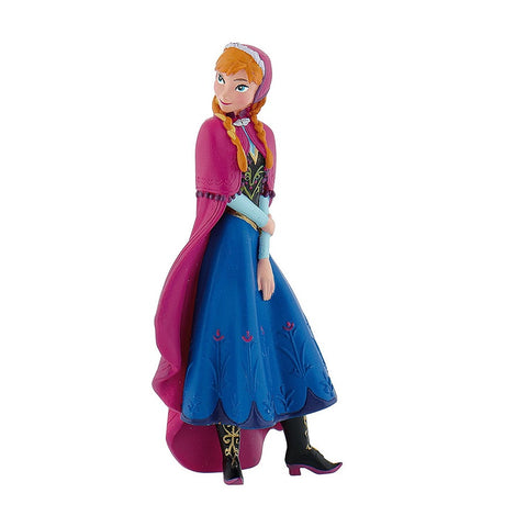 Yalla Toys l Bullyland l Disney's Frozen Princess Anna Small Playful Figurine