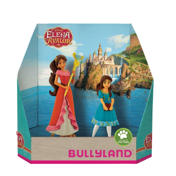 Yalla Toys l Bullyland l Disney Elena Avalor Double Pack Figurines