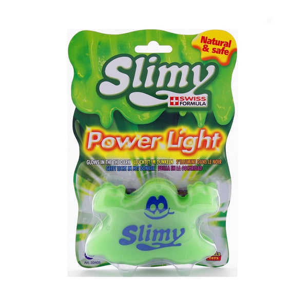 Yalla Toys l Slimy l Slimy Power Light Green