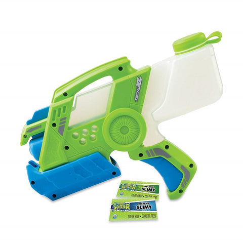 Yalla Toys l Slimy l Slimy Hyper Slimer Gun 500ml in Green