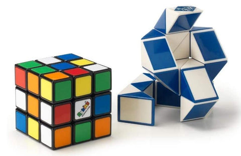 Rubiks Cube Duo Set