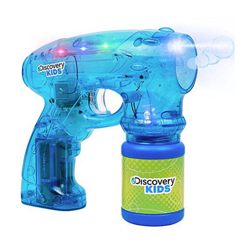 discovery kids bubble blower