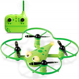 "Yalla Toys l Discovery l STEM Beginner Drone Kids Stunt Zip 5"" in green"