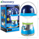 Yalla Toys l Discovery l STEM Toy Kids Starlight Lantern with Handle and Switch