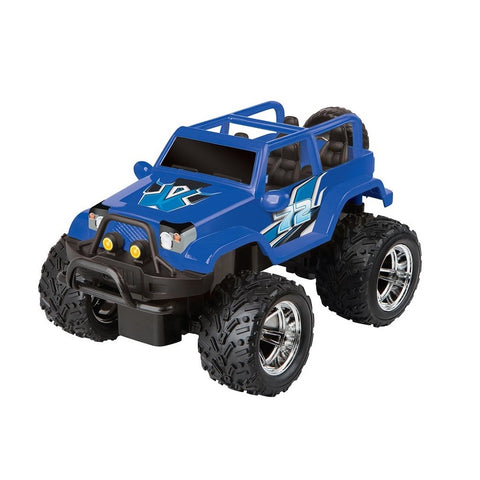 Yalla Toys l Sharper Image l RC Rugged Runner 1:16 Race Car
