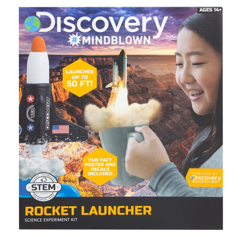 discovery mindblown rocket launcher