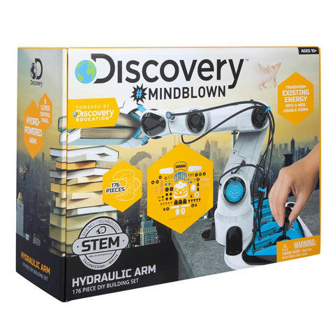 discovery mindblown robotic arm
