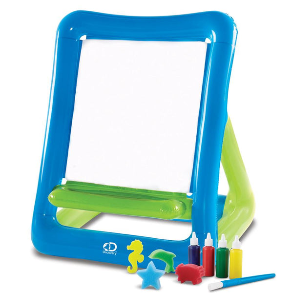 discovery kids inflatable easel
