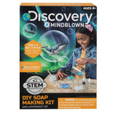discovery mindblown soap lab