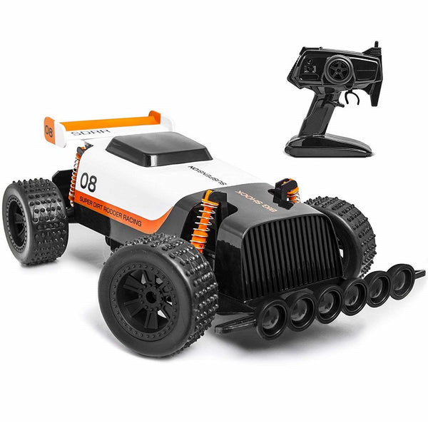 Yalla Toys l Sharper Image l RC Hobby Lite Dirt Rodder Racing Car