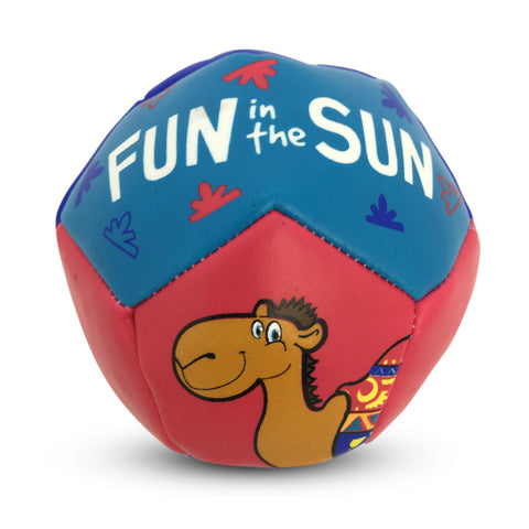 FUN IN THE SUN BEANIE BALL