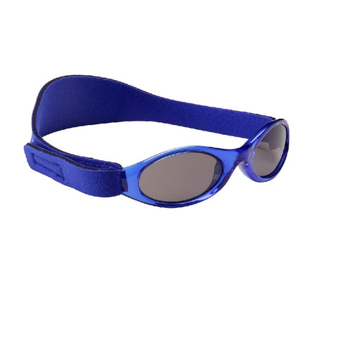 Baby Blue Sunglasses with headstrap
