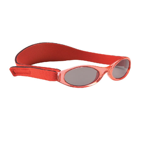 Baby Red Sunglasses with headstrap