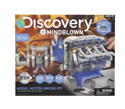 discovery mindblown motor engine kit
