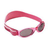 Pink Sunglasses with head side strap