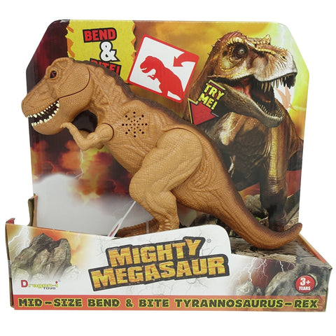 Mighty Megasaur Bend And Bite T-Rex