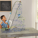 Discovery Kids STEM Building Set Roller Coaster 753pc