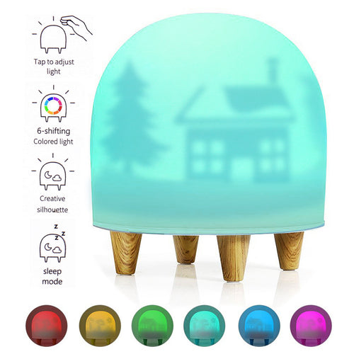 LED Nursery Lamp for Kids
