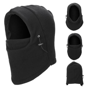 Thick Fleece Windproof Thermal Children Hat