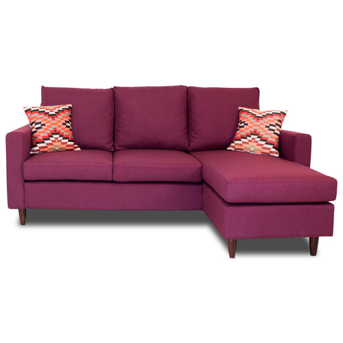 Ambrose Fabric Sectional Sofa Bed